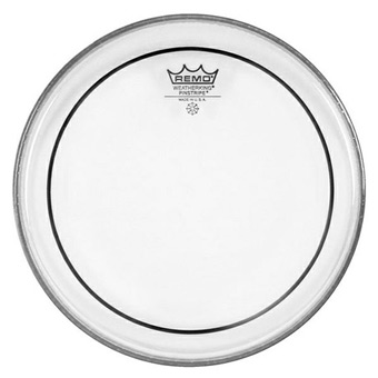 "Pinstripe Clear 20"" Drum Head"