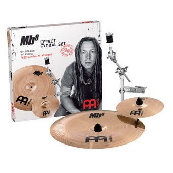 Mb8 Effect Cymbal Set