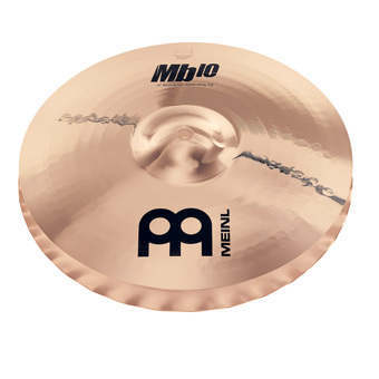 "MB10 14"" Medium Soundwave Hi Hats"