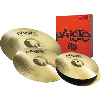 101 Cymbal Pack