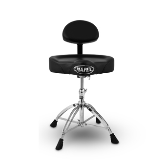 T775 Drum Throne + Backrest