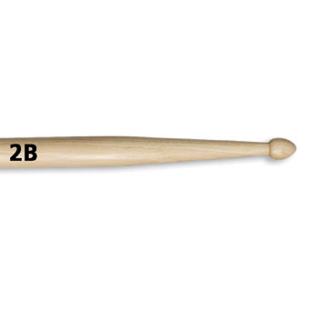 American Classic Hickory 2B Wood Tipped Sticks