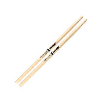 "Hickory 747 ""Rock"" Wood Tipped Drum Sticks"