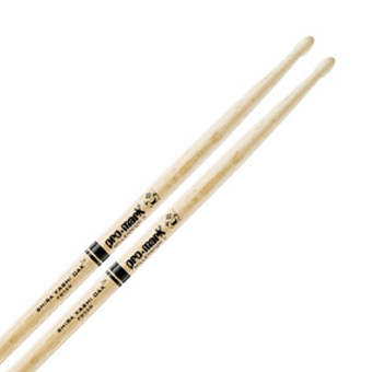 Shira Kashi Oak 5A Wood Tipped Drum Sticks
