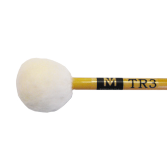 TR3 Very Hard Felt Timpani Mallets