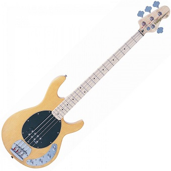 V964 Active Bass Guitar Natural