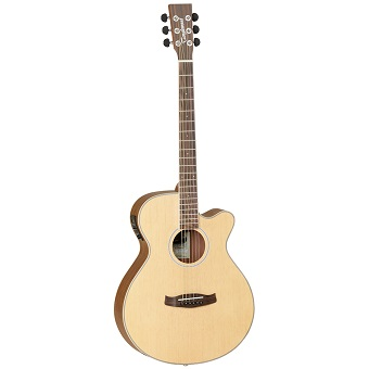 DBT SFCE OV Discovery Electro-Acoustic Guitar