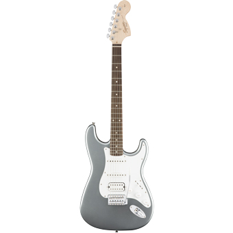 Squier Affinity Series Stratocaster HSS - Slick Silver