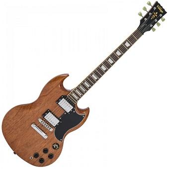 vintage vs6m electric guitar mahogany electric guitars instruments guitar musical. Black Bedroom Furniture Sets. Home Design Ideas