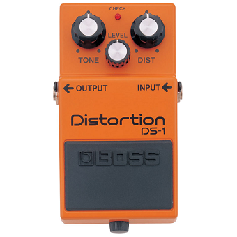DS-1 Distortion Pedal