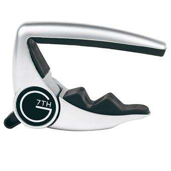 G7th Classical Guitar Flat Capo