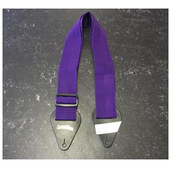 Purple Guitar Strap
