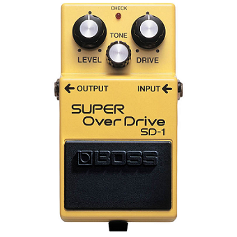 SD-1 Super Overdrive Pedal