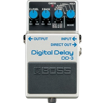 DD-3 Digital Delay Pedal