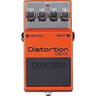 DS-1X Distortion Pedal