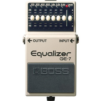 GE-7 Graphic Equaliser Pedal