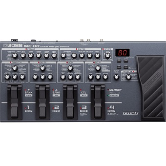 ME-80 Multi Effects Pedal