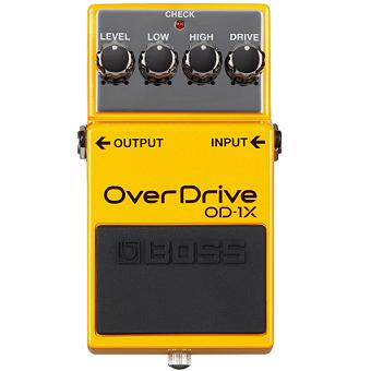 OD-1X Over Drive Pedal