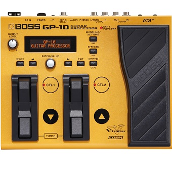 boss gp 10gk guitar synthesizer pickup electric guitar pedals pedals effects guitar. Black Bedroom Furniture Sets. Home Design Ideas
