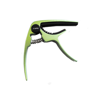 Guitar Trigger Capo - Green