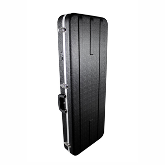 ABS Electric Guitar Case - Black