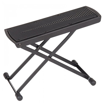 Adjustable Guitarists Foot Stool
