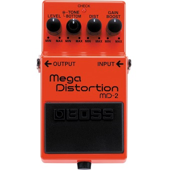 MD-2 Mega Distortion Pedal