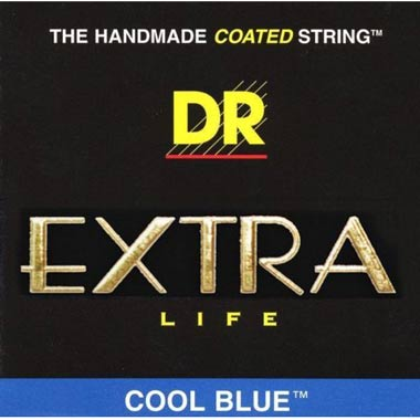Cool Blue Electric Guitar Strings 9-42