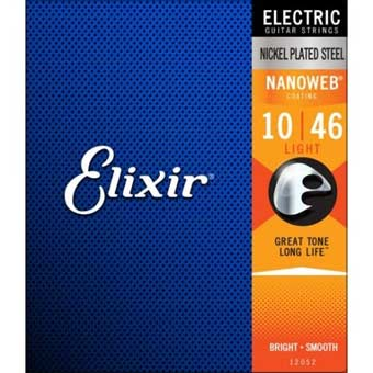 Nanoweb 10-46 Electric Strings
