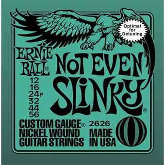 'Not Even Slinky' Electric Guitar Strings