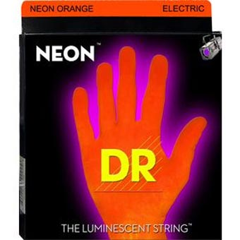 Hi-Def Electric Neon Orange Strings 9-42
