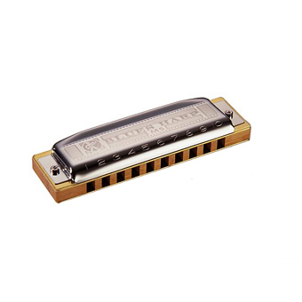 Blues Harp MS Harmonica - A