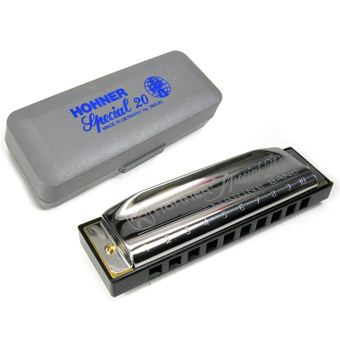 Special 20 HM Harmonica - G