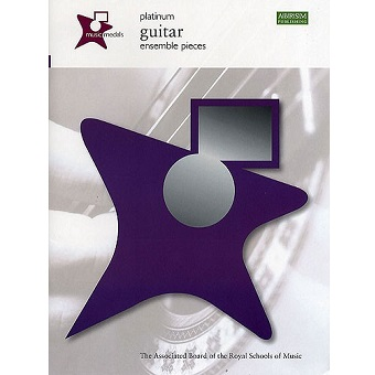 Music Medals: Guitar Ensemble Pieces - Platinum