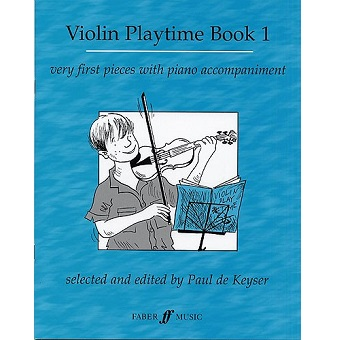 Violin Playtime Book 1