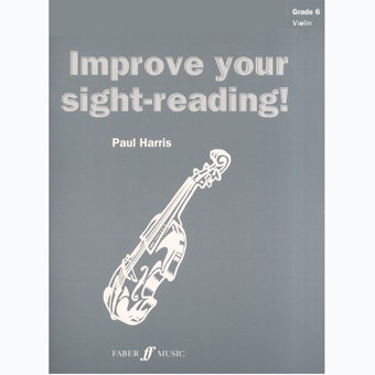 Improve Your Sight-Reading! - Violin - Grade 6