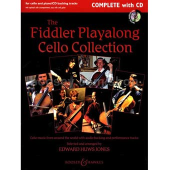 The Fiddler Playalong Collection - Cello