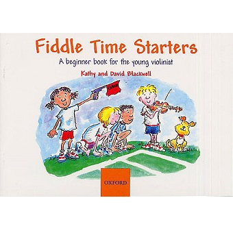 Fiddle Time Starters For Violin