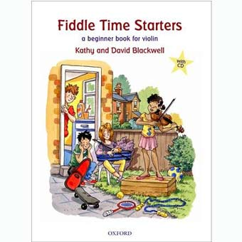 Fiddle Time Starters - Kathy Blackwell/David Blackwell