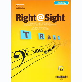 Right@Sight - Cello - Grade One