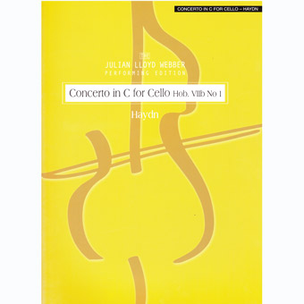 Haydn - Concerto In C For Cello Hob. VIIb No 1