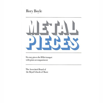 Metal Pieces For Trumpet - Rory Boyle