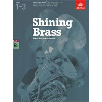 Shining Brass - Book 1 - Piano Accompaniment - Bb