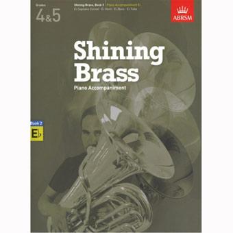 ABRSM Shining Brass - Book 2 - Grades 4-5 | Trumpet & Cornet