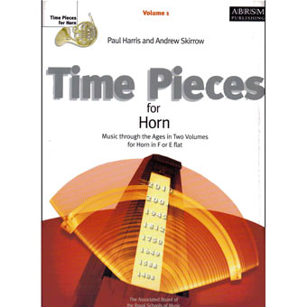 Time Pieces For Horn - Book 1