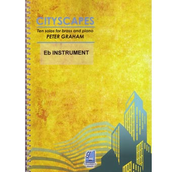 Cityscapes - Ten Solos For Eb Instruments