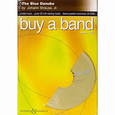 The Blue Danube - Johann Strauss II - Buy A Band No.12