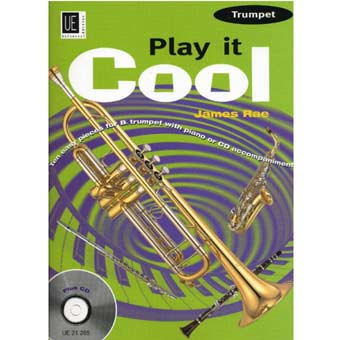 Play It Cool - Trumpet - James Rae
