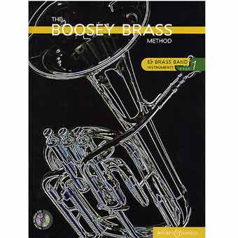 Boosey Brass Method - Eb Brass Band Instruments