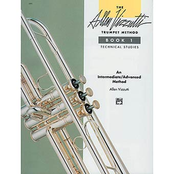 Allen Vizzutti - Trumpet Method Volume 1 - Technical Studies